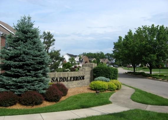 Saddlebrook Louisville KY Homes For Sale 40245 off LaGrange Rd