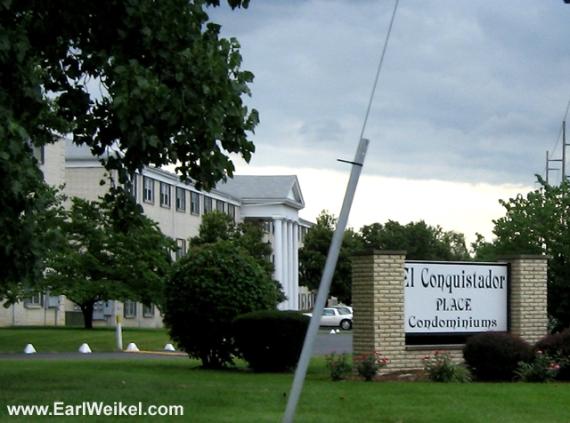 El Conquistador Place Condos in Louisville KY Houses Condos Patio Homes