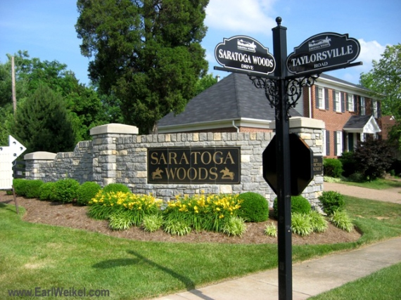 Saratoga Woods Louisville KY 40299 Homes For Sale