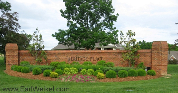 Heritage Place Homes For Sale Crestwood KY 40014 off Hwy 22