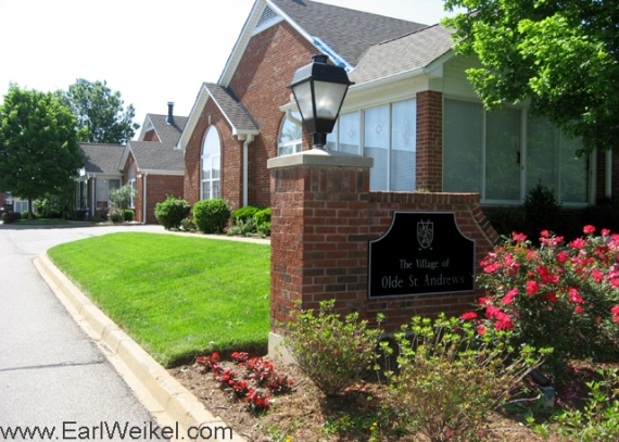 The Village Of Old St Andrews Louisville Ky Patio Homes For Sale