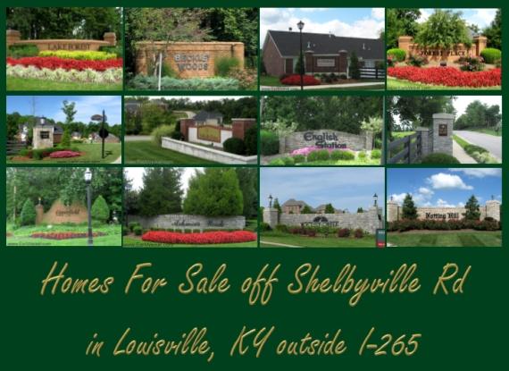 Homes_For_Sale_off_Shelbyville_Rd_Louisville_KY_Outside_I-265_Gene_Snyder_Freeway
