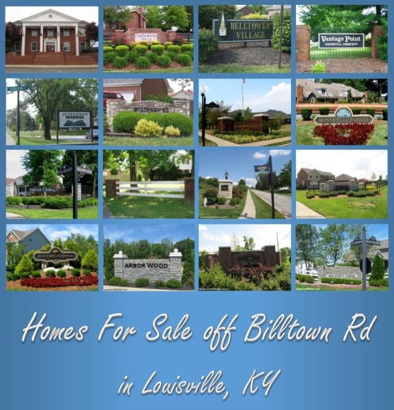 Homes For Sale off Billtown Rd Louisville KY 40299 Houses Condos Patio Homes in Jeffersontown