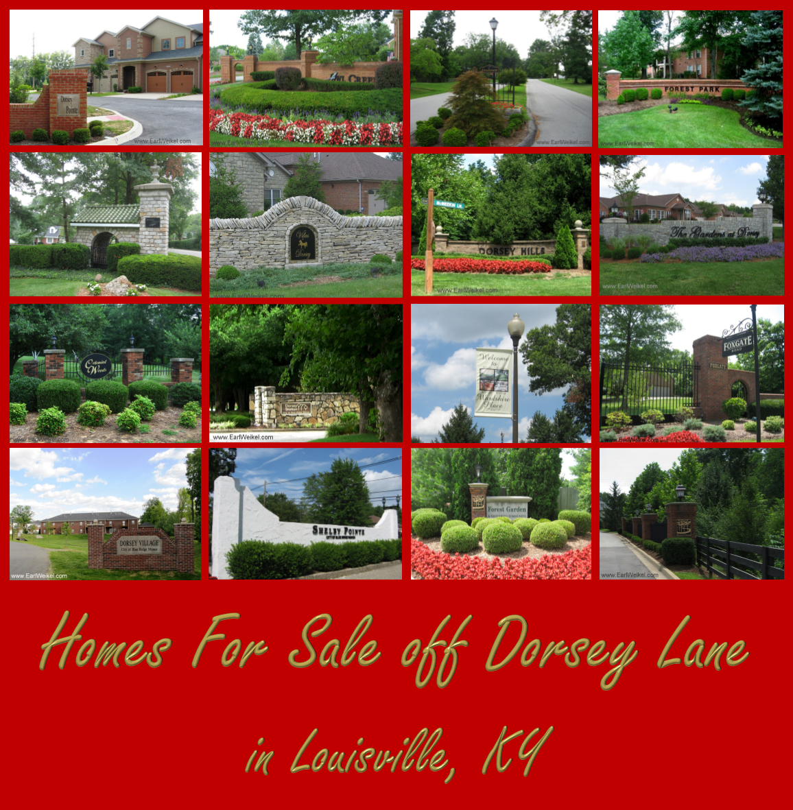 Homes For Sale Off Dorsey Ln Louisville KY Houses Condos Patio Homes