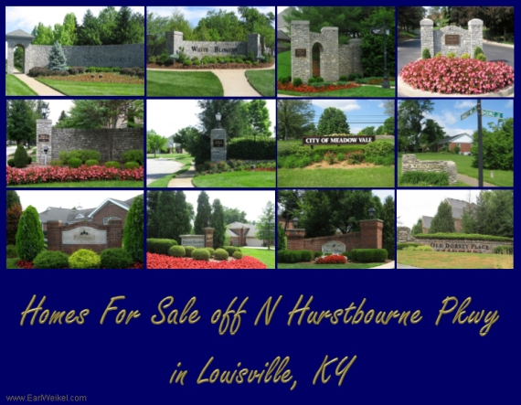 Homes For Sale off N Hurstbourne Pkwy Louisville KY Houses Condos Patio Homes
