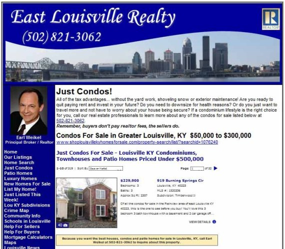 Condos_For_Sale_East_Louisville_KY_Patio_Homes_Townhouses